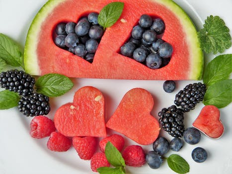 fruit-fruits-heart-blueberries-442408.jpg